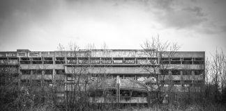 Centro studi e convento dei padri passionisti Glauco Gresleri, Ceretolo di Casalecchio di Reno, 1957-71. Photo Fabio Mantovani, 2017