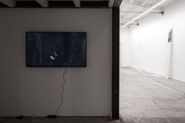 Charbel-joseph H. Boutros, No Light In White Light, 2017. Photo Irene Fanizza