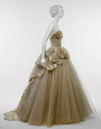 Christian Dior, fall winter 1949–50, Metropolitan Museum of Art