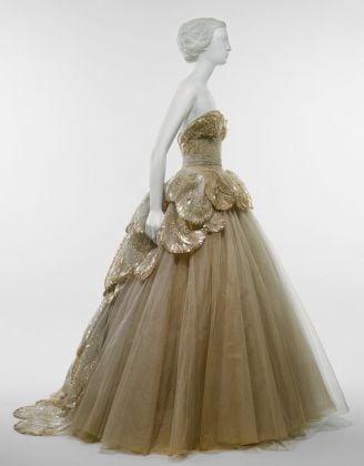 Christian Dior, fall winter 1949–50, Metropolitan Museum of Art