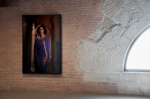 Cindy Sherman, Untitled #564, 2016. Photo Irene Fanizza
