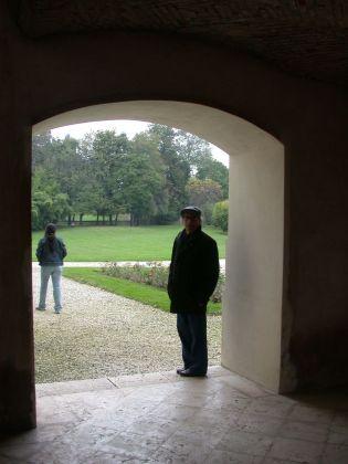 Doshi a Villa Valmarana, 'la rotonda' del Palladio a Vicenza, 2015