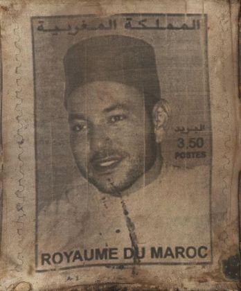 El Mourid, Senza titolo, dalla serie Royaume du Maroc, 2017