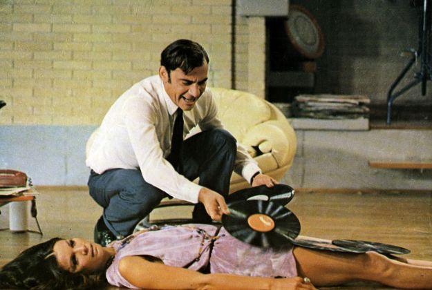 Elio Petri, Indagine su un cittadino al di sopra di ogni sospetto (1970)