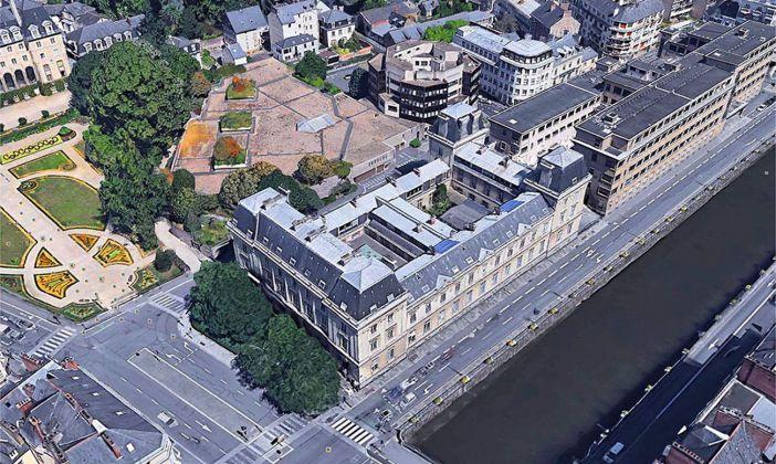 Encore Heureux, L'Hôtel Pasteur, Rennes