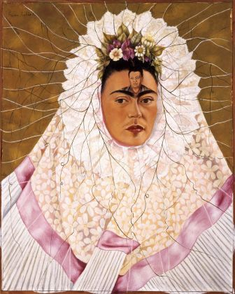 Frida Kahlo, Diego nella mia mente, 1943. The Jacques and Natasha Gelman Collection & The Vergel Foundation. Photo © Gerardo Suter. Credits © Banco de México Diego Rivera Frida Kahlo Museums Trust, México, D.F. by SIAE 2018