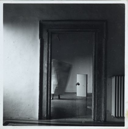 Francesca Woodman - From Angel Series, Roma, Sept 1977