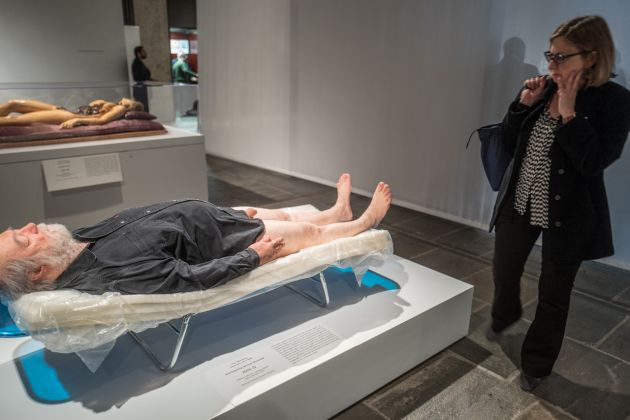 Like Life: Sculpture, Color, and the Body (1300–Now), Met Breuer, New York. Ph. Francesca Magnani