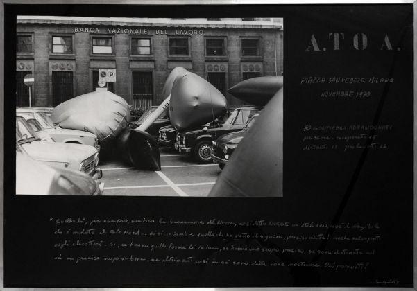 Franco Mazzucchelli, A.TO A., Alfa Romeo, via Traiano, 1971. Fotografia di Enrico Cattaneo