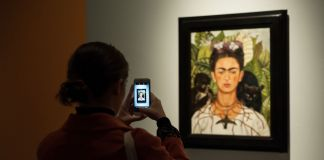 Frida Kahlo. Oltre il mito. Installation view at MUDEC, Milano 2018. Photo credit Carlotta Coppo