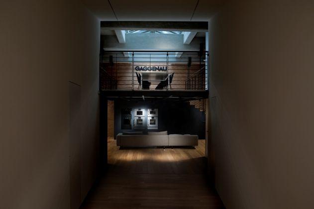 Alcune immagini del nuovo spazio che apre a Milano il Gaggenau DesignElementi HUB