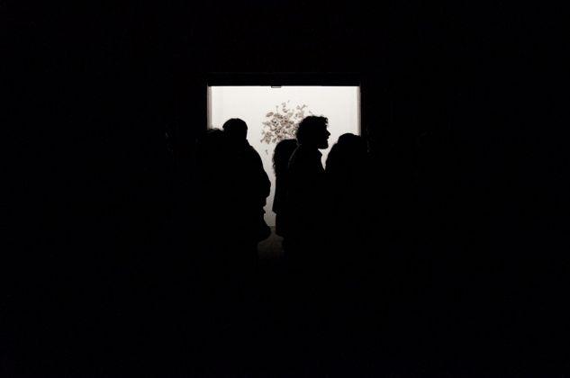 Gianni D'Urso e Francesco Strabone. Untitled. Exhibition view at Kunstschau Contemporary Place, Lecce 2018. Photo Grazia Amelia Bellitta