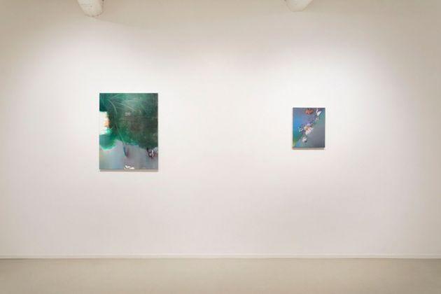 Gioacchino Pontrelli. Non chiedere. Exhibition view at Galleria Francesca Antonini, Roma 2018