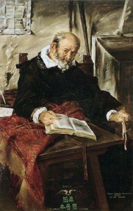 Giovanni Serodine, Ritratto del padre, 1628. Collezione Città di Lugano