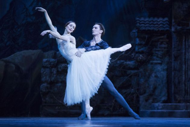 Giselle. Coreografia di Anna Razzi. Teatro San Carlo, Napoli 2018. Photo L. Romano