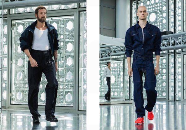 GmbH, SS18, Paris Fashion Week