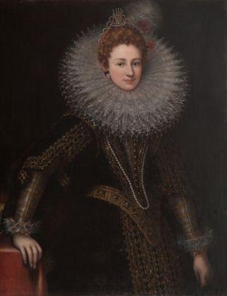 Guilliam Van Deynen, Ritratto di Veronica Spinola Serra Genova, Galleria Nazionale della Liguria a Palazzo Spinola