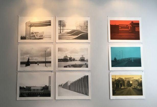 Helen Cammock Moveable Bridge Screen prints 2017, Courtesy Helen Cammock