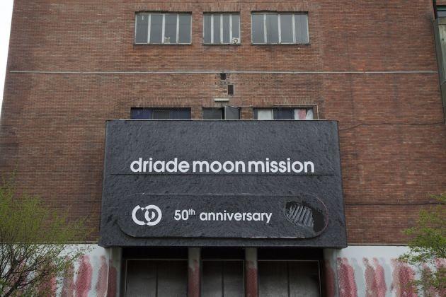 Driade Moon Mission / 50' Anniversary