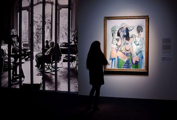 Impressionismo e Avanguardie. Capolavori dal Philadelphia art museum. Exhibition view at Palazzo Reale, Milano 2018
