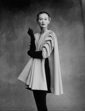 Irving Penn, Lisa Fonssagrives Penn in Balenciaga, 1950