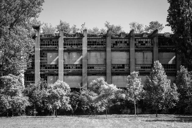 Istituto Marchiondi Spagliardi Vittoriano Viganò, Milano, 1954-57. Photo Fabio Mantovani, 2017