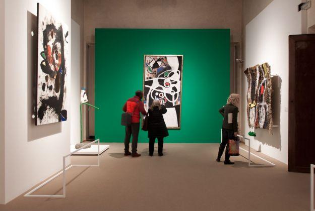 Joan Miró. Materialità e metamorfosi, Exhibition view at Palazzo Zabarella, Padova 2018