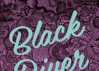 Josh Simmons – Black River (001 Edizioni, Torino 2018). Copertina