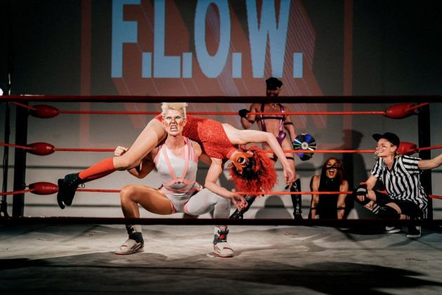 Katie Stenberg, Match of The Multiverse de Future Ladies of Wrestling, 2018