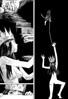Kenji Tsuruta – La Pomme Prisonnière (J POP Manga, Milano 2018)