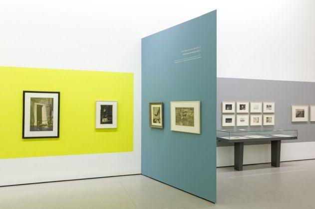 Klemens Brosch. Un grande artista riscoperto. Exhibition view at Belvedere, Vienna 2018. Photo Johannes Stoll, © Belvedere, Vienna