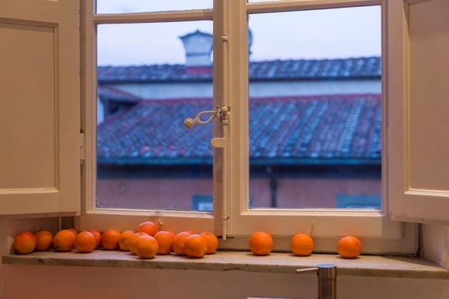 Laëtitia Badaut Haussmann. Anna's weekend, a setting. Installation view at Terzopiano Artecontemporanea 2018