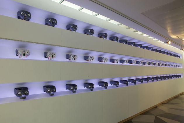 Louis Philippe Demers, Area V5. Robotica sociale interattiva, 2009-10. Photo CCCB Barcelona