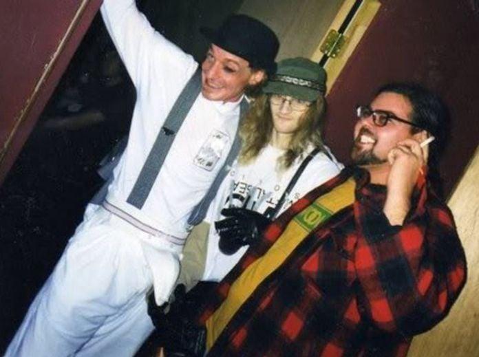 L'ultima foto di Layne Staley, 31 ottobre 1998