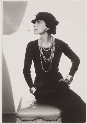 Man Ray, Gabrielle Chanel, 1935_36. Museum Ludwig, Köln. © Rheinisches Bildarchiv, Man Ray. © MAN RAY TRUST_Bildrecht, Wien, 2017-18