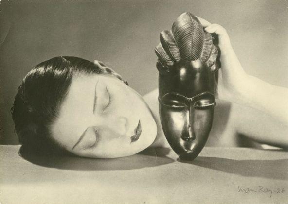 Man Ray, Noire et Blanche, 1926. Privatbesitz, Courtesy Galerie 1900 2000, Paris. © MAN RAY TRUST_Bildrecht, Wien, 2017-18