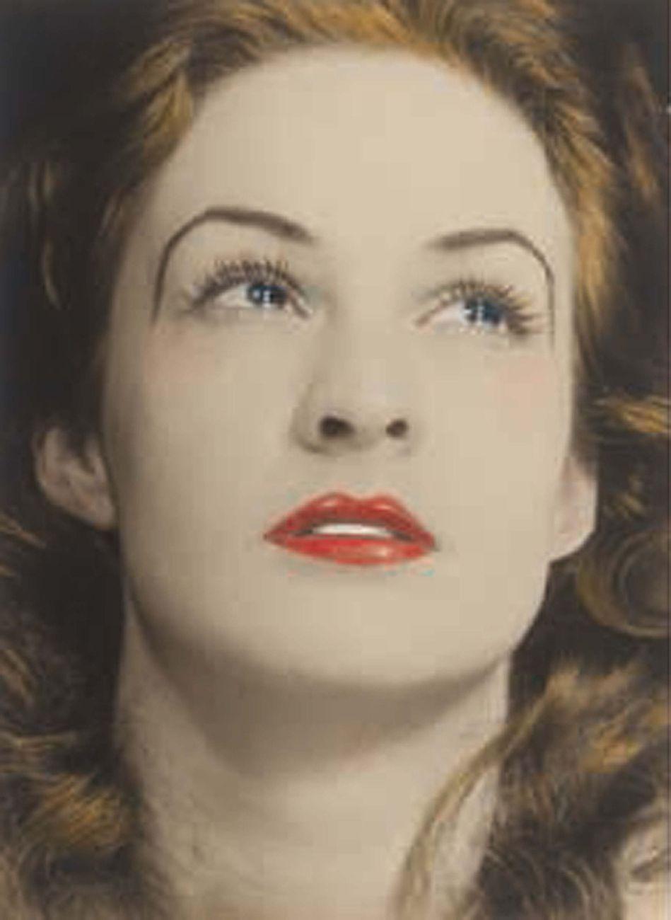 Man Ray, Portrait of a Tearful Woman, 1936