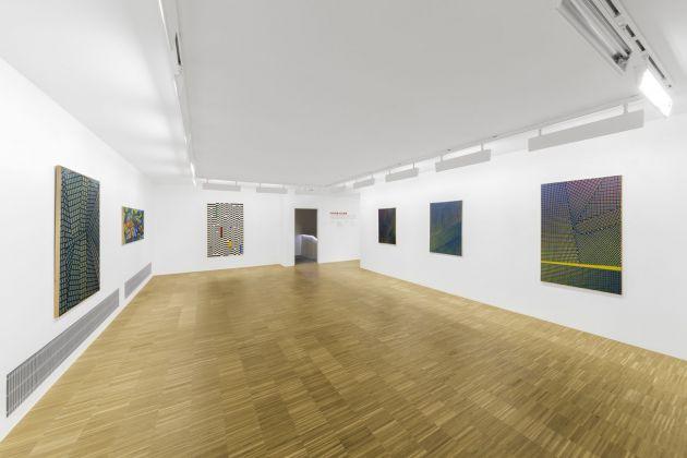Mario Nigro. Gli spazi del colore. Installation view at Fondazione Ghisla Art Collection, Locarno 2018. Photo Mattia Mognetti, Milano