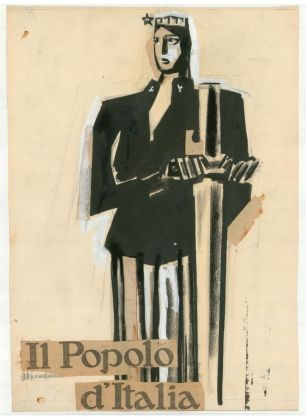 Mario Sironi, Campagna abbonamenti per il 1927, 1927