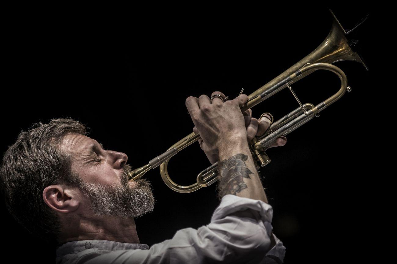 Met Jazz. Fabrizio Bosso. Photo Marco Benvenuti