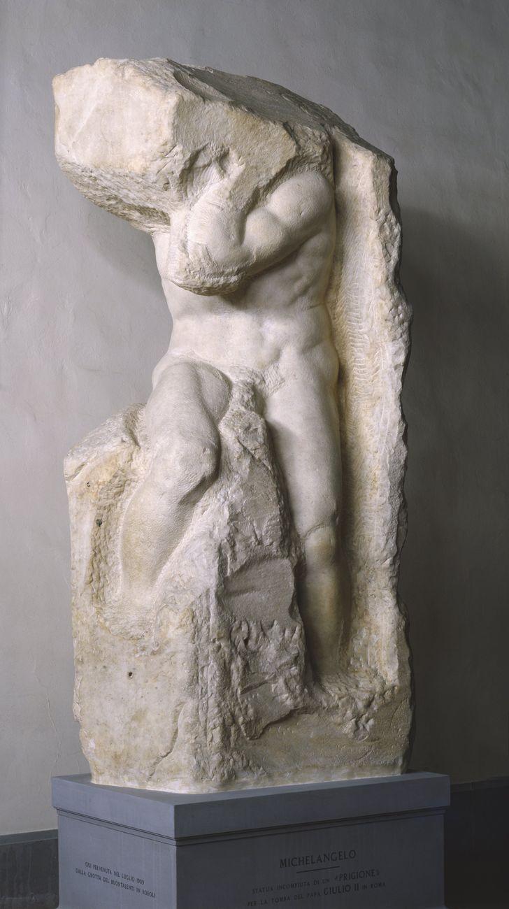 Michelangelo Buonarroti, Schiavo detto l'Atlante
