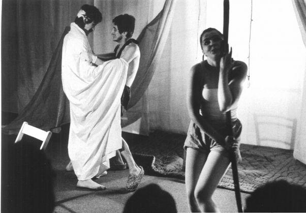 Mobile Action Artists Foundation, Lollia Paolina, Spettacolo Teatrale, Studio Carioni, 1973