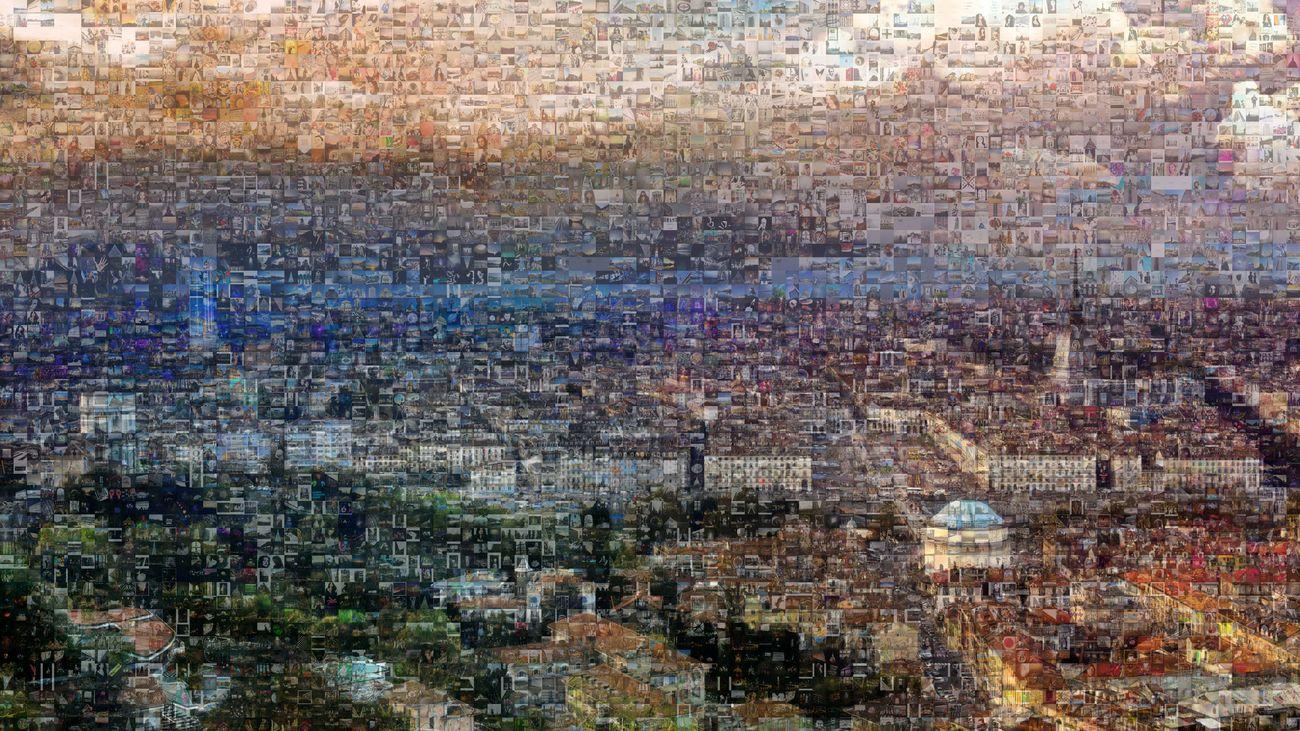 #MosaicoTorino. Dead Photo Working, 2015
