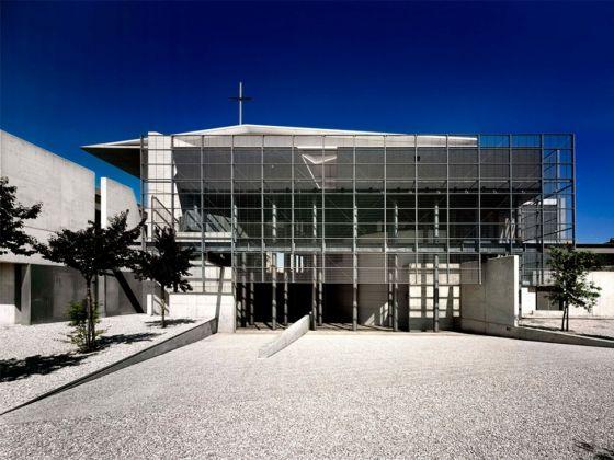 Nemesi, Chiesa di Santa Maria della Presentazione, Roma, 1997-2002. Photo (c) Andrea Jemolo