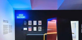 Night Fever. Installation view at Vitra Design Museum, Weil am Rhein 2018. Photo Mark Niedermann