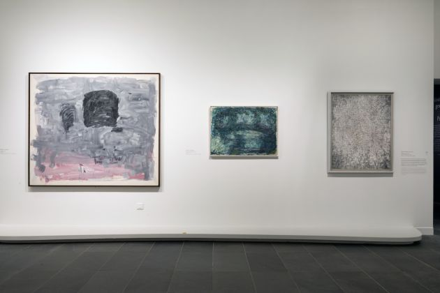 The Water Lilies: American Abstract Painting and the last Monet