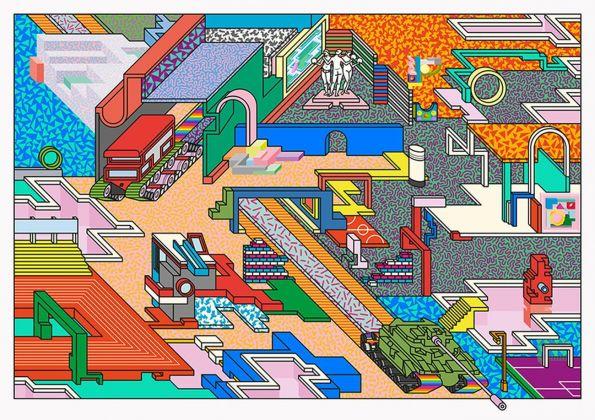 Peter Judson, Creativity Isn't An Equation. Fonte koozarch.com