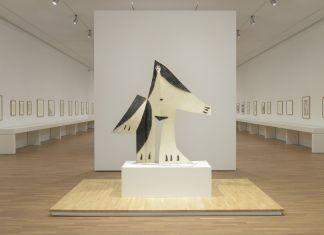 Picasso. Uno sguardo differente. Installation view at MASI, Lugano 2018. Photo MASI Lugano Studio Pagi