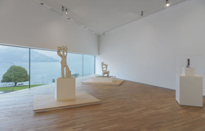 Picasso. Uno sguardo differente. Installation view at MASI, Lugano 2018. Photo MASI Lugano Studio Pagi