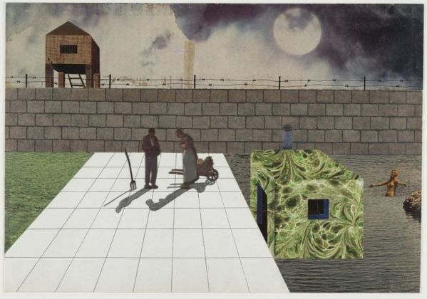 Rem Koolhaas, Elia Zenghelis, Madelon Vriesendorp, Zoe Zenghelis, Exodus, or the voluntary prisoners of architecture, 1972